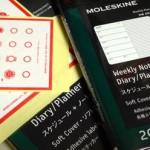 【2015年手帳】モレスキン スケジュール&ノート